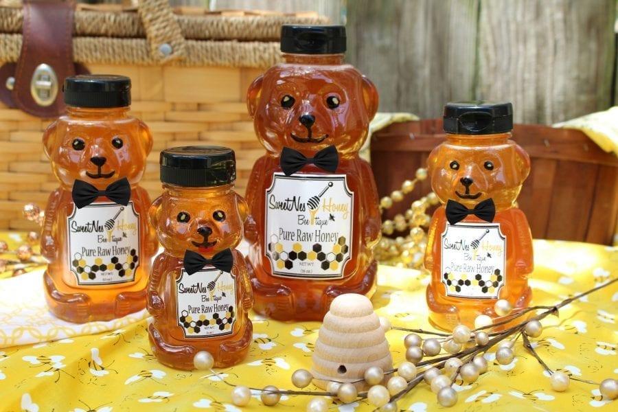 Amazing health benefits from Honey